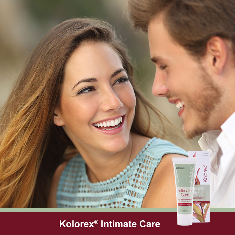 Kolorex Intimate Care For Candida Overgrowth