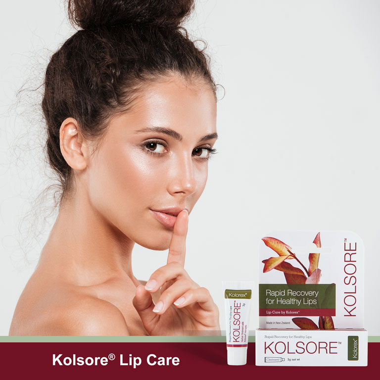 Kolsore® Horopito For Cold Sore Treatment