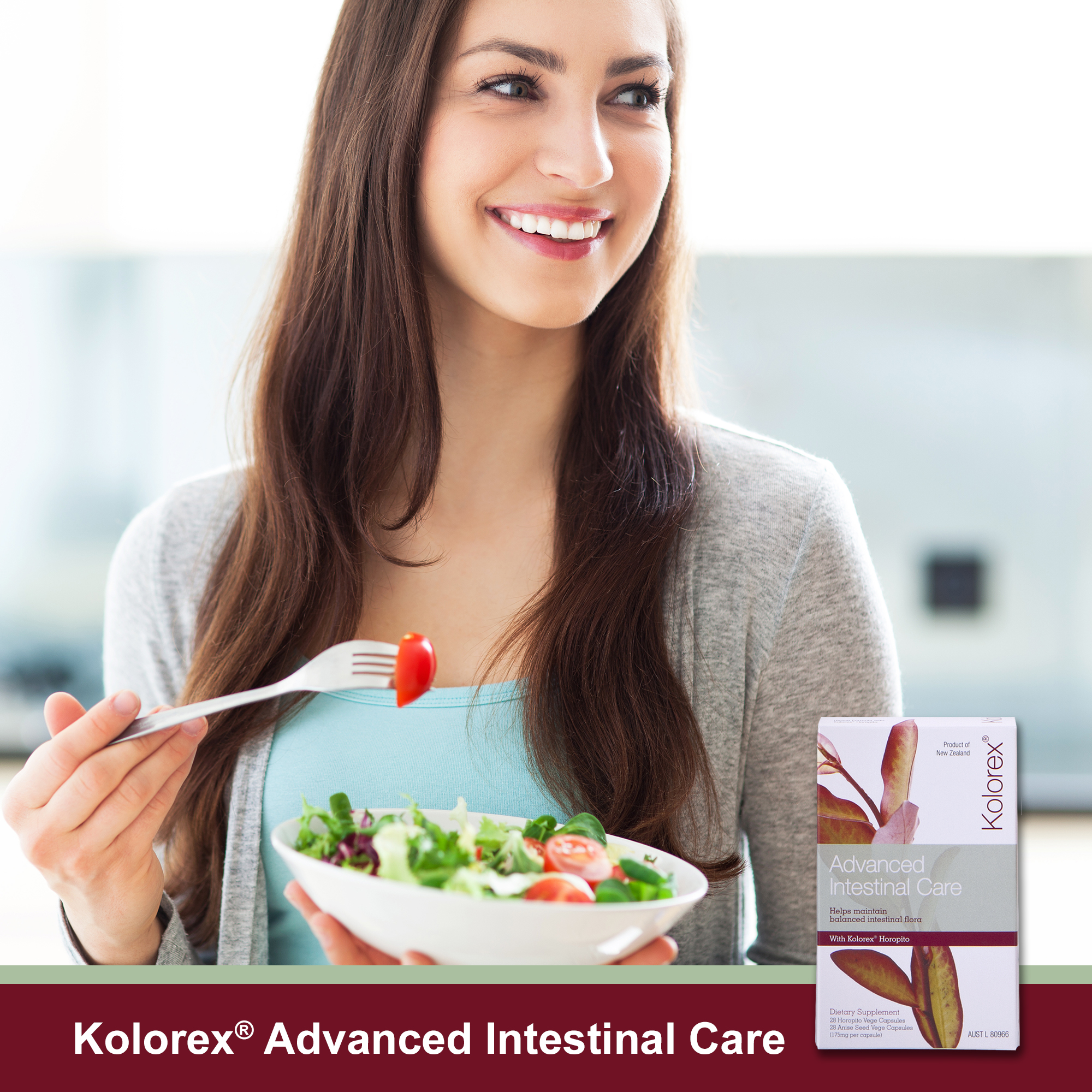 Kolorex Advanced Intestinal Care To Support Your Gut Health